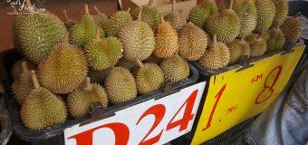 Taman Pertama Durian Stall CK Fresh Fruit Trading