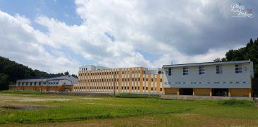 Kakunodate Senior High School Visit in Akita