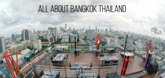 All About Bangkok – Recommendations, Food, Shopping, Hotels
