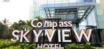 Compass Skyview Hotel Bangkok Sukhumvit Soi 24