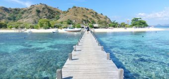 Kanawa Island, The Maldives of Komodo National Park Flores