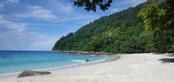 The Secret Beach of Pulau Perhentian Malaysia