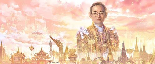 Why do Thais love their King?