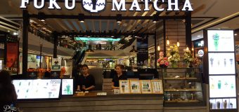 Fuku Matcha Kyoto Café is now in Hatyai!