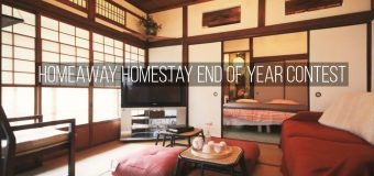 HomeAway Homestay End Of Year Contest
