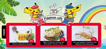 Pokemon Cafe Mid Valley Megamall Malaysia Menu