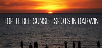 Top Three Sunset Spots in Darwin