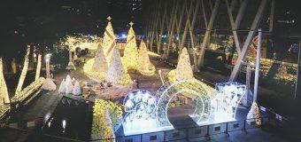 Central World Bangkok Christmas Lights 2016 Preview