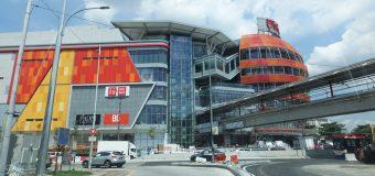 Sunway Velocity Shopping Mall in Cheras Kuala Lumpur