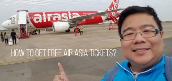 5 Travel Hacks with AirAsia Big Loyalty Programme for FREE AirAsia Flights