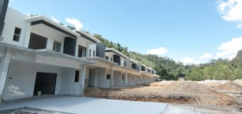 Bentong Valleyview 33 Double Storey Superlink Houses