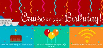 Star Cruises gives you FREE Cruise on your Birthday Month in 2017
