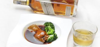 Golden Dragonboat Restaurant CNY Menu with Johnnie Walker Gold Label Reserve