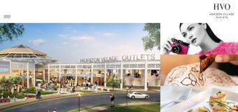 Horizon Village Outlets Sepang near KLIA Malaysia