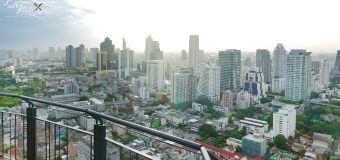 Zoom Sky Bar at Anantara Sathorn Bangkok