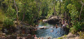 Buley Rockhole and Florence Falls Litchfield National Park Northern Territory Australia