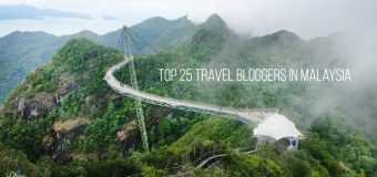 Top 25 Travel Bloggers in Malaysia