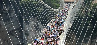 Did the China Zhang Jia Jie Glass Bridge Breakdown and Collapse?