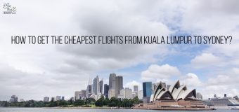How to get the cheapest flights from Kuala Lumpur to Sydney?