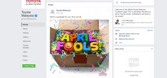 2017 April Fool's Day Facebook Pranks We Found So Far