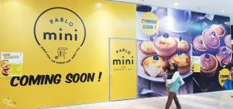 Pablo CheeseTart Malaysia Opening in IOI City Mall Putrajaya