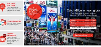 AirAsia BIG Sale to Osaka, Tokyo, Perth, Sydney, Melbourne and more