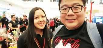 Coca Cola Collectors Fair 2017 Berjaya Times Square Malaysia