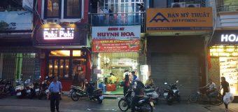 Ho Chi Minh Famous Bánh Mì Huỳnh Hoa Review