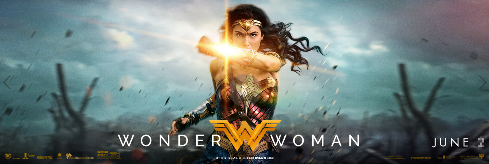 Wonder Woman Review: The Best Superhero Movie in DC Universe