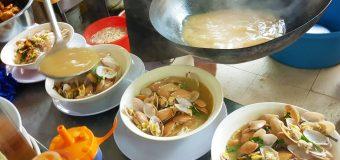 Lala Noodles at Lai Foong Restaurant Jalan Tun HS Lee