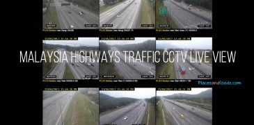 Malaysia Highways Traffic CCTV Live View