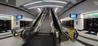 Exclusive pictures of new MRT Merdeka Station