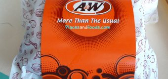 A&W Restaurants Returns to Singapore in 2018