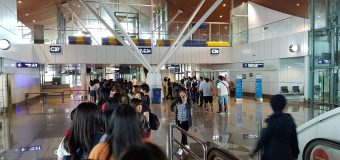 Male and Female Segregation in Queuing in KLIA for Boarding