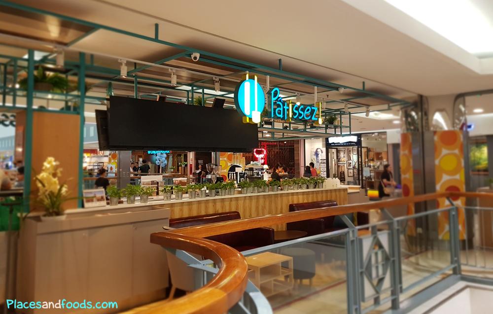 Patissez Malaysia at 1 Utama Shopping Mall Review