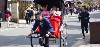 Arashiyama Rickshaw Ride Prices and Discounts