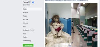 Annabelle Visits Kuala Lumpur for Holiday