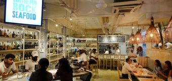 Southern Rock Seafood and Fresh Oysters in Bangsar Kuala Lumpur