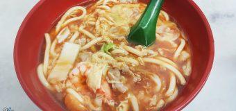 Homemade Noodles Loh Mee at Restoran Swee Hing Sri Petaling