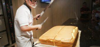 Taiwan Original Cake Opens in Westgate Jurong Singapore