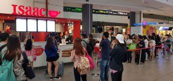 Korean famous Isaac Toast in KLIA 2 Gateway Review