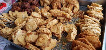OUG Famous Fried Nian Gao Kuih Bakul
