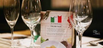 The Extraordinary Italian Taste 2017 Gourmet Gala Dinner at Villa Danieli