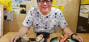 Ho Chak! in Japan Hamasho Japanese Restaurant