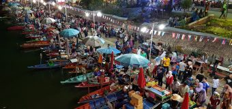 Khlong Hae Floating Market in Hatyai Review