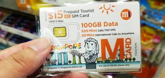 The Best Singapore Tourist SIM Card