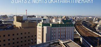3 Days 2 Nights Okayama Itinerary
