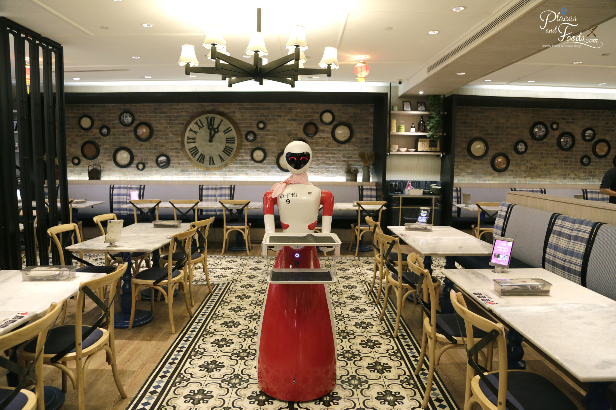 Nam Heong Ipoh Employs Robot Helpers In Malaysia