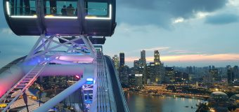 Singapore Flyer Flight and Gardens by the Bay Discount Ticket Deal