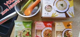 Youmee Healthy Noodles for Children